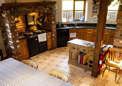 Barton Court Kitchen
