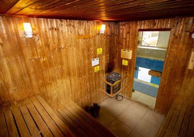 Barton Court Sauna